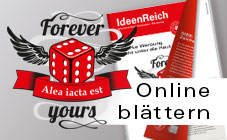 DIE6 Werbeartikel Blätterkatalog